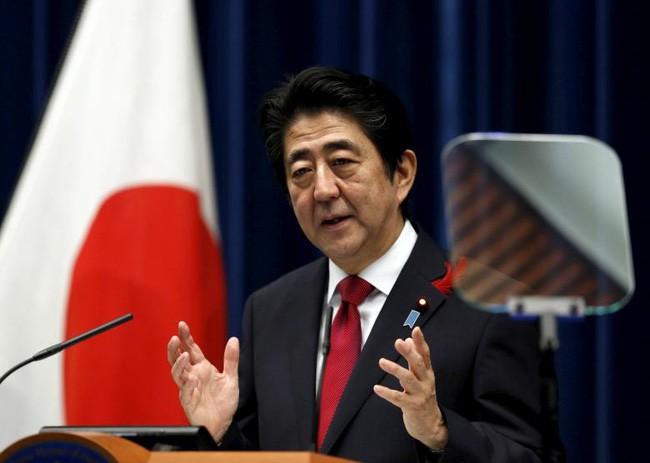 PM Jepang, Shinzo Abe berkomitmen akan memperkokoh persekutuan Jepang-AS - ảnh 1