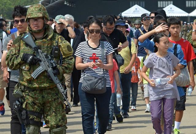 Jepang berencana mengungsikan para warga negaranya dari Republik Korea - ảnh 1