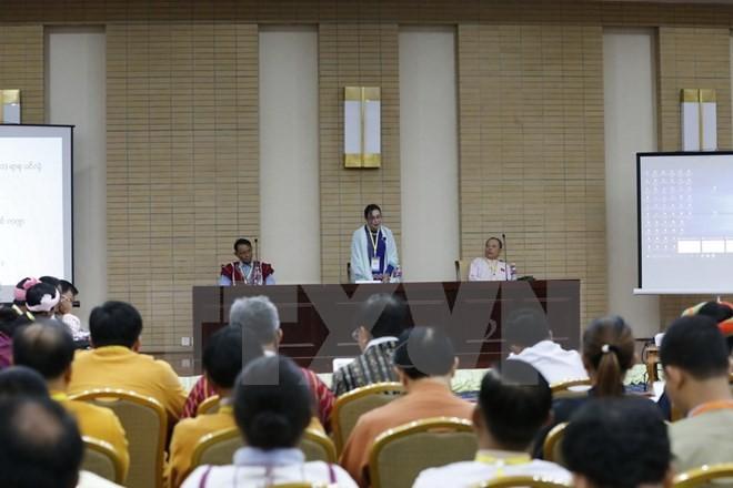Myanmar menetapkan waktu penyelenggaran Konferensi ke-3 Perdamaian Panglong abab ke-21 - ảnh 1