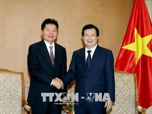 Memacu kerjasama pertanian antara Vietnam dan Republik Korea - ảnh 1