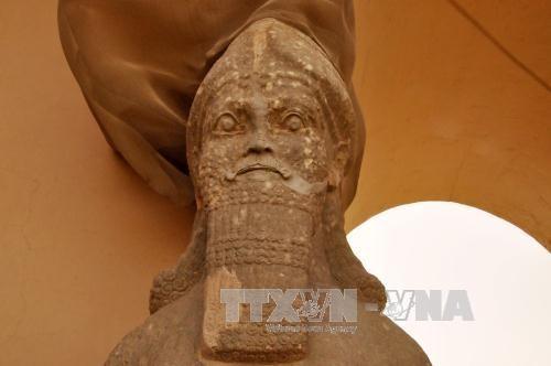 Iraqi forces retake Nimrud city - ảnh 1