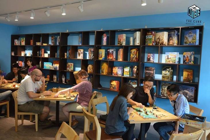 The Cube Café – Board Game Center   - ảnh 1
