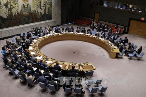 UN adopts new resolution to thwart terrorists' access to weapons - ảnh 1