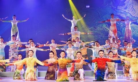 "Ho Chi Minh City hosts ""Wonderful Vietnam"" gala dinner - ảnh 1"