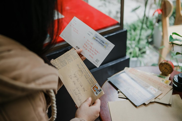 Memories from handwritten letters of the past century - ảnh 2