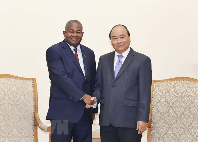 Vietnam is willing to send experts to Mozambique: PM - ảnh 1