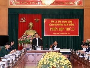 Борьба с коррупцией во Вьетнаме - ảnh 1