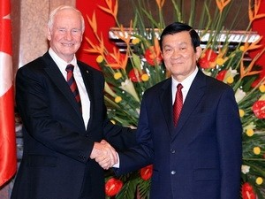 Визит генерал-губернатора Канады во Вьетнам - ảnh 1