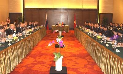 Заседание вьетнамороссийского межправительственного комитета - ảnh 1