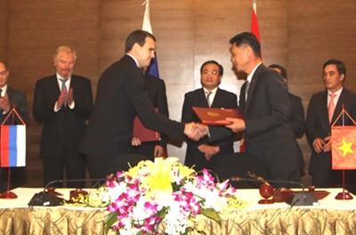 Заседание вьетнамороссийского межправительственного комитета - ảnh 2