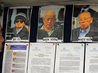 Начинался судебный процесс над лидерами красных кхмеров - ảnh 1