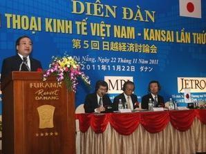 5-й вьетнамо-кансайский бизнес-форум - ảnh 1