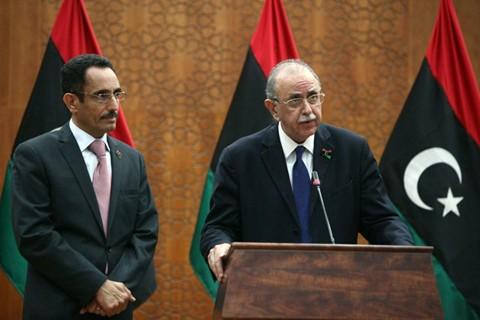 Ливия объявила о новом правительстве - ảnh 1