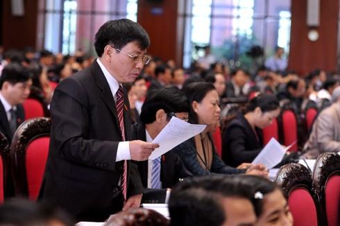 Вопросы образования и финансов стали горячими темами на 2-ой сессии парламента  - ảnh 2