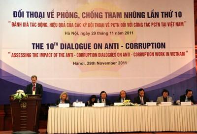 10-й форум по борьбе с коррупцией - ảnh 1