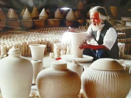 Новые энергосберегающие технологии в гончарной деревне Бат Чанг - ảnh 3