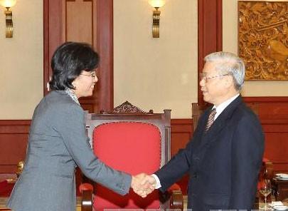 Всемирный банк обязался оказать помощь Вьетнаму в стабилизации макроэкономики - ảnh 1