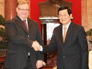 Тесное сотрудничество между счётными палатами Вьетнама и России - ảnh 1
