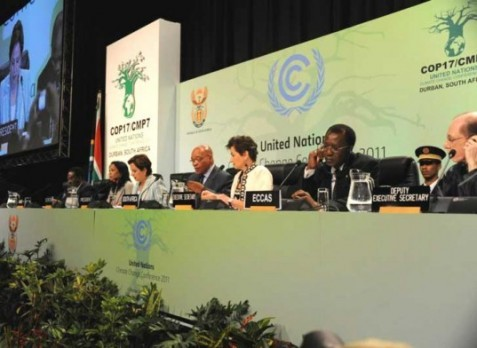 Вьетнамская делегация на 17-ой конференции ООН по проблемам изменения климата - ảnh 1