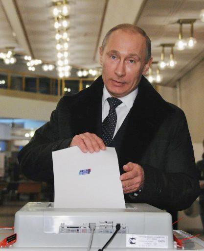 «Единая Россия» лидирует на выборах в Госдуму - ảnh 1