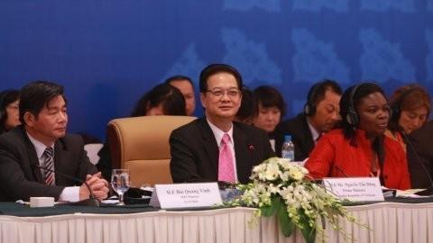 Доноры обязались предоставить Вьетнаму около 7,4 млрд. долларов  в 2012 году - ảnh 1