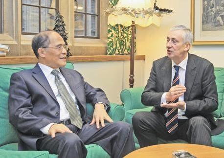 Вьетнам придаёт важное значение отношениям с Великобританией - ảnh 1