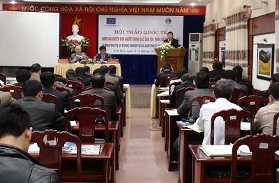 Обеспечение прав нацменьшинств в северо-западной части Вьетнама - ảnh 1