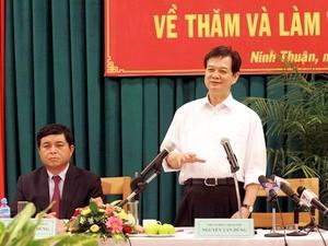 Ниньтхуан станет экономическим узлом южной части Центрального Вьетнама - ảnh 1
