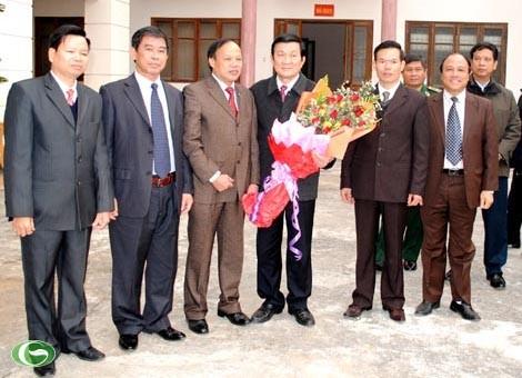 Хазанг должна успешно выполнить государственную целевую программу - ảnh 1