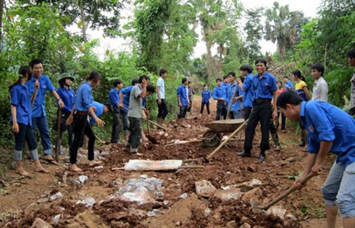 Добровольческие акции во Вьетнаме - ảnh 1