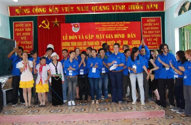 Добровольческие акции во Вьетнаме - ảnh 2