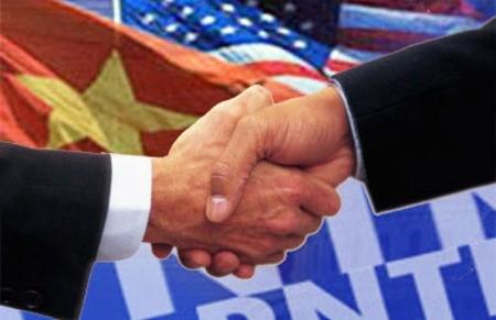 Развитие торгового сотрудничества между Вьетнамом и США - ảnh 1