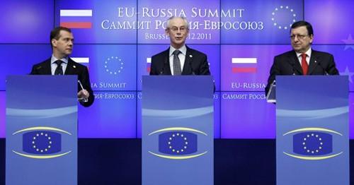 Саммит Россия-ЕС: Активизация отношений стратегического партнерства - ảnh 1