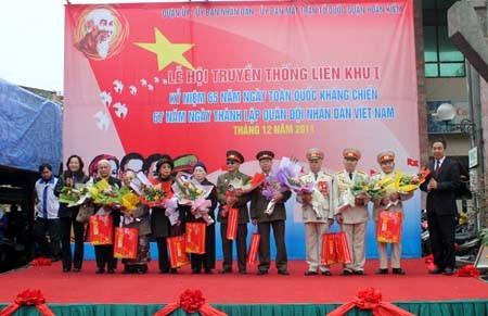 Во Вьетнаме отмечается 65 годовщина со дня начала всеобщей войны Сопротивления - ảnh 1