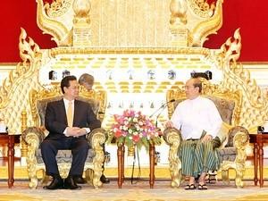 Премьер-министр Нгуен Тан Зунг успешно завершил визит в Мьянму - ảnh 1