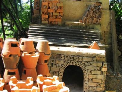 Древняя гончарная деревня Лы Кам - ảnh 3