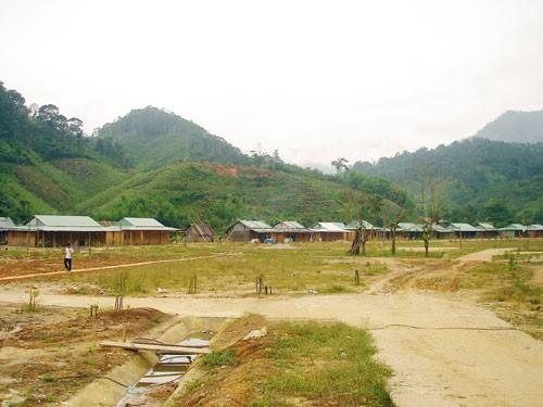 Уезд Тэйзанг призывает местных жителей к строительству новой деревни - ảnh 1
