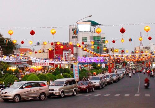 Биньзыонг стремится стать современной индустриальной провинцией в 2020 году - ảnh 1