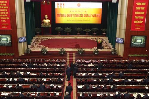 Президент Чыонг Тан Шанг на итоговой конференции прокуроров - ảnh 1