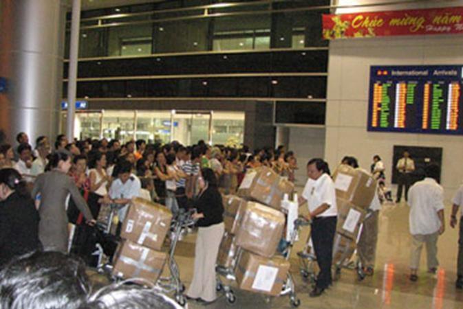 Туры для вьетнамских эмигрантов на Новый год - ảnh 2