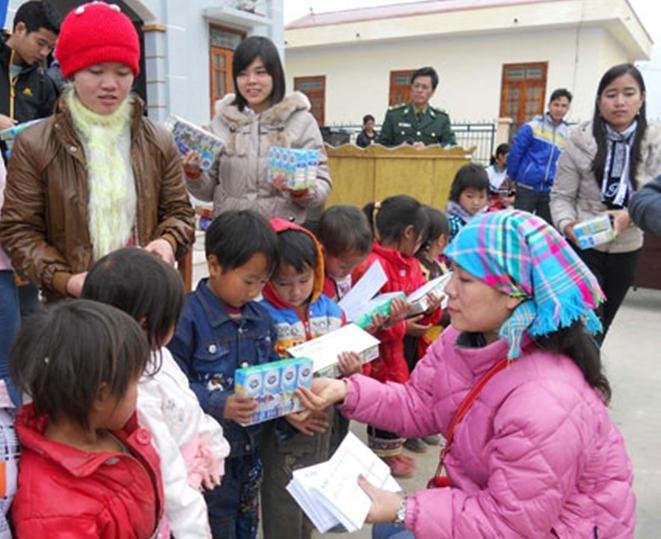 Корреспонденты Канала иновещания «Голоса Вьетнама» в гостях горной провинции - ảnh 2