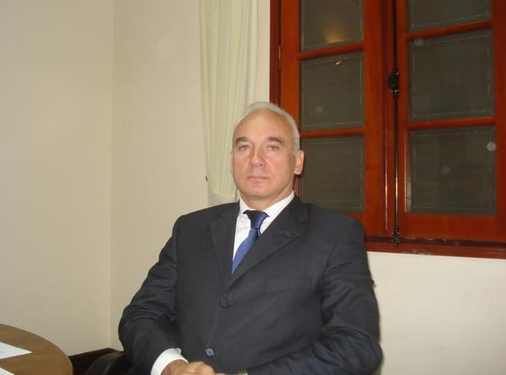 Интервью Чрезвычайного и полномочного посла Республики Беларусь в СРВ - ảnh 1