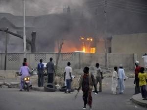 Международная общественность резко осуждает теракты в Нигерии - ảnh 1