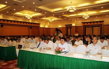 Всенациональная конференция по вопросам регистрации членов семьи и управления... - ảnh 1