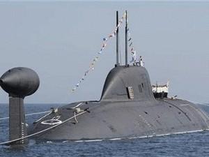 Россия изготавливает ракетные подводные крейсеры стратегического назначения - ảnh 1