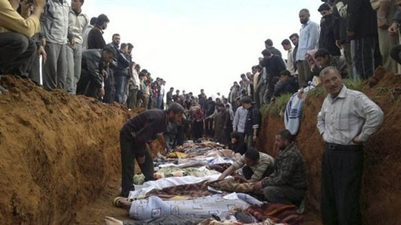 Сирия скатывается к гражданской войне - ảnh 1