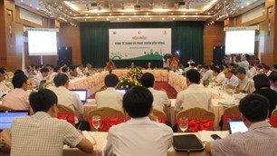 Развитие зелёной экономики - неизбежное направление развития Вьетнама - ảnh 1