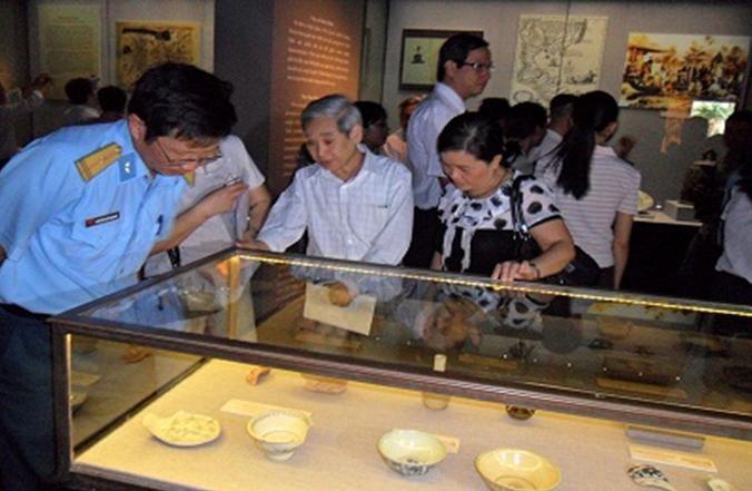 Выставка «Морское и природно-культурное наследие Вьетнама» - ảnh 1