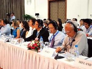 Открылась промежуточная конференция консалтинговой группы кредиторов Вьетнама - ảnh 1