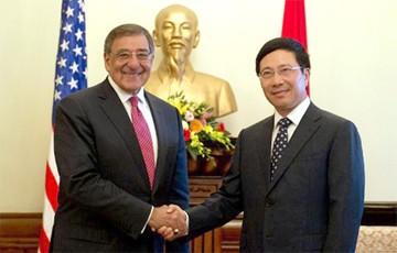 Министр иностранных дел СРВ принял министра обороны США - ảnh 1